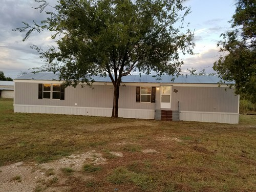 2/2 Sierra Vi Singlewide Mobile Home On 0.67 Acres In Blackwell, Texas – $39,999