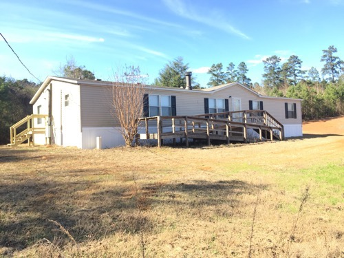 5/3 Freedom I Doublewide Mobile Home On 2.76 Acres In Atlanta, Texas – $84,900