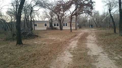 5/3 Colonial Doublewide Mobile Home On 1.50 Acres In San Antonio, Texas – $124,900