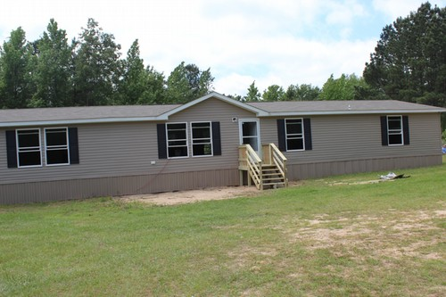 4/2 Double Vi Doublewide Mobile Home On 7.94 Acres In Marietta, Texas – $84,900