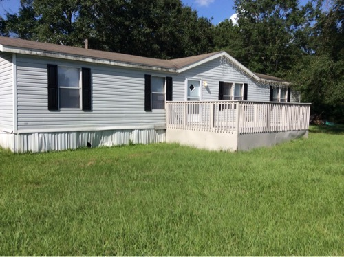 3/2 Lake Spri Doublewide Mobile Home On 1.00 Acres In Tenaha, Texas – $59,900