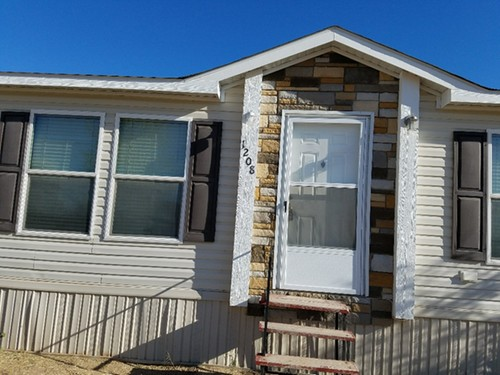 0/0 Colonial Doublewide Mobile Home On 0.59 Acres In San Elizario, Texas – $79,999